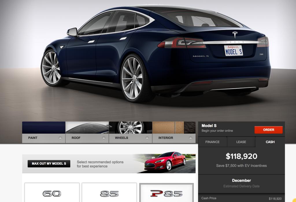 Tesla Renter Car Cost