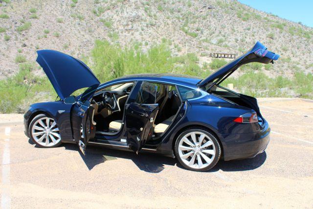 Tesla Limo Service Phoenix