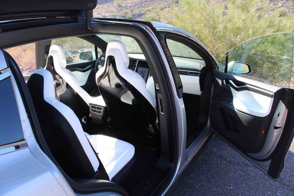 Tesla Camper Mode Rental Phoenix AZ