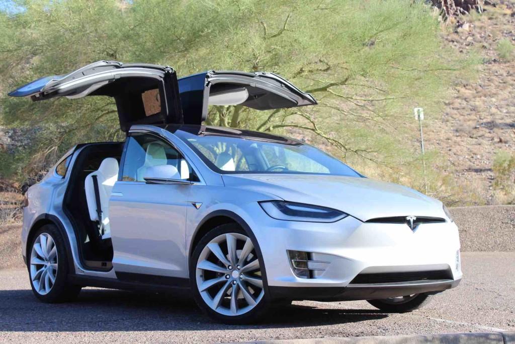 Rent a Tesla in Phoenix AZ