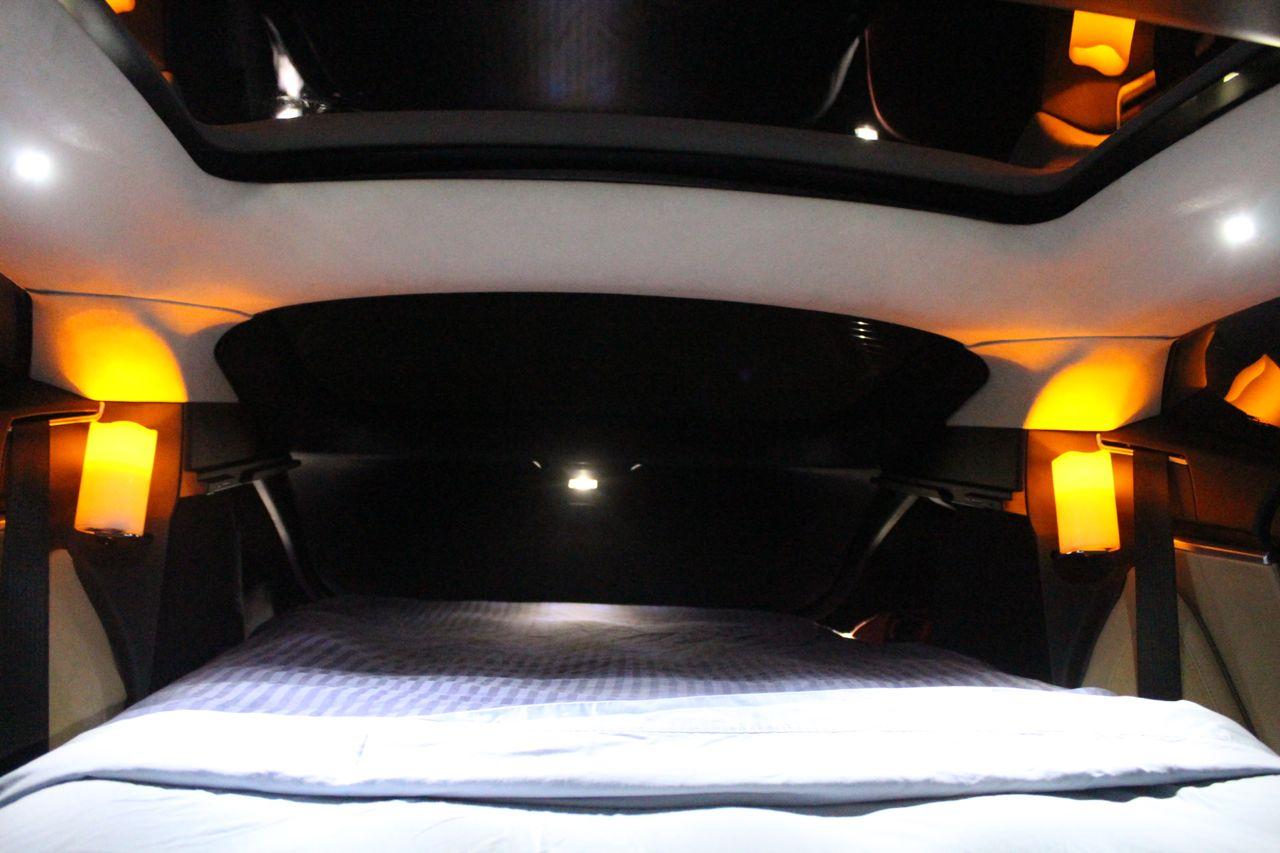 Tesla Hotel on Tesla Model S Car Battery