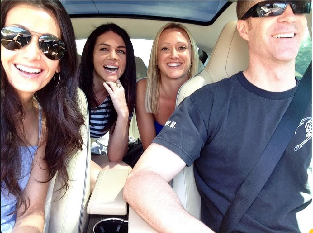 "The Tesla is a ""Selfie-Mobile"""
