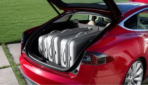 Tesla Cargo for Realtors